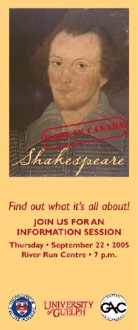 Shakespeare in Canada